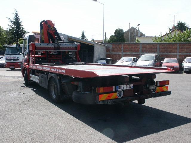 Convoyage Véhicules Légers - EUROCARGO 210