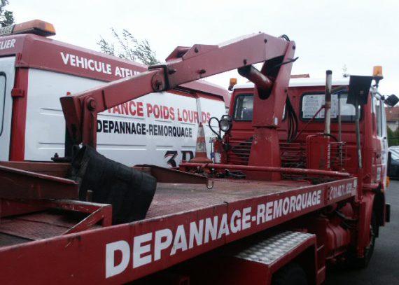 Dépannage Véhicules Légers - RENAULT MIDLINER 130