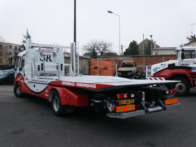 Convoyage Véhicules Légers - RENAULT MIDLUM 270