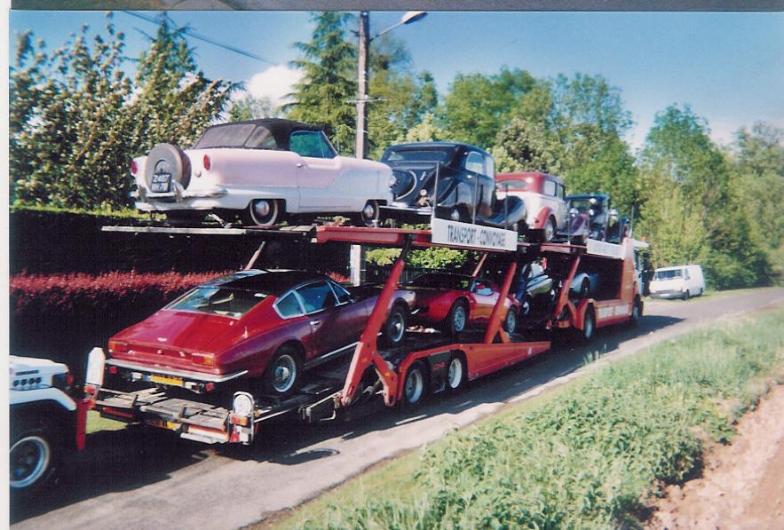 Transport voiture neuve ou accidentée 77 – Convoyage automobile 94