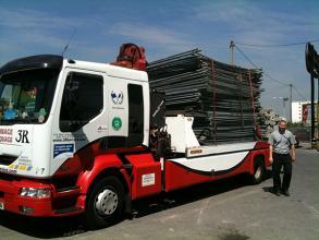 Transport gros matériel 77 – Convoyage machines industrielles 94
