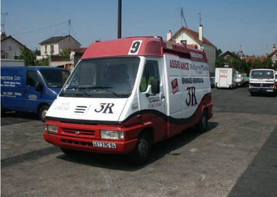 Dépanneuse Poids Lourds - Renault MASTER