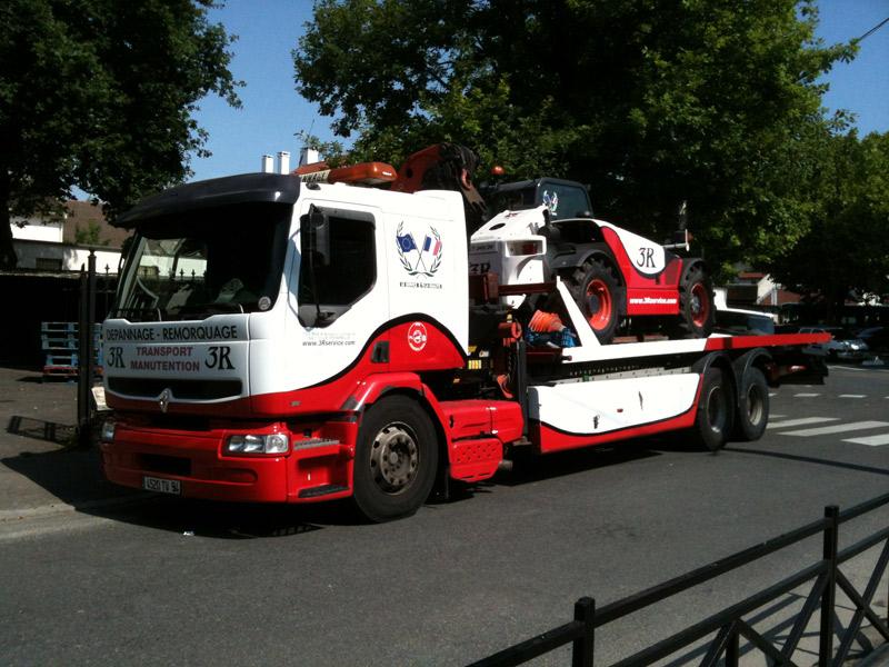 Transport de véhicules 77 – Convoyage et rapatriement de véhicule 94